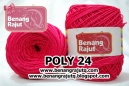 POLY 24 - HOT PINK