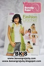 BUKU 8 - FASHION CROCHET