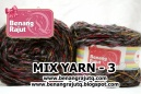 benang rajut limited MIX FANCY YARN - 3