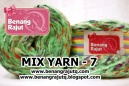 MIX FANCY YARN - 7