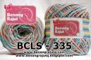 BCLS 335 - (MIX 3 WARNA)