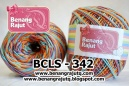 BCLS 342 - (MIX 3 WARNA)