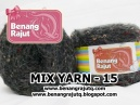 benang rajut limited MIX FANCY YARN - 15