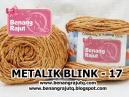 METALIK BLINK - 17 (ORANGE TUA)