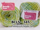 BCLS 345 - (MIX 3 WARNA)