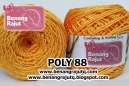 POLY 88 - MEDIUM ORANGE - WITH RED COM (NEW!!!)