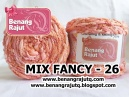 benang rajut limited MIX FANCY YARN - 26