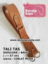 TALI TAS SHOULDER / BAHU - COKLAT MUDA(/PC)