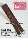 TALI TAS SHOULDER / BAHU - COKLAT TUA  (/PC)