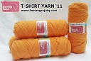 T-SHIRT YARN '11 (ORANGE)
