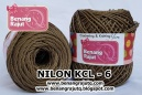 NILON KCL - 6 (CHOCOLATE)