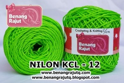 NILON KCL - 12 (BRIGHT GREEN)