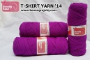 T-SHIRT YARN '14 (UNGU)