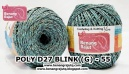 benang rajut medium POLY D27 BLINK (G) - 55