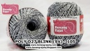 benang rajut medium POLY D27 BLINK (SV) - 105