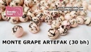MONTE 030 GRAPE ARTEFAK - PINK (30 bh)