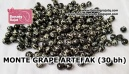 MONTE 031 GRAPE ARTEFAK BLACK (30 bh)