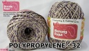 benang rajut medium POLYPROPYLENE - 32
