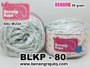 benang rajut limited BLKP 80 (NEW)