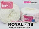 ROYAL 18 - MIX FANCY YARN