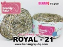 ROYAL 21 - MIX FANCY YARN