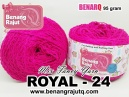ROYAL 24 - MIX FANCY YARN