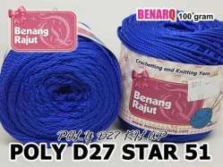 POLY D27 STAR 51 NAVY TUA