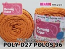 POLY D27 POLOS 96 ORANGE GOOD