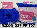 NPPD27107 I NILON PP D27 107 NAVY BLUE