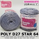 PD27STR64 I POLY D27 STAR 64 ABU2
