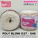 PD27B540 I POLY D27 BLINK (SV) - 540