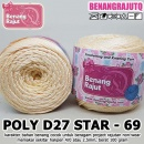 PD27S69 I POLY D27 STAR 69