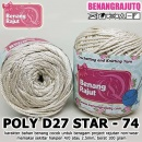 PD27S74 I POLY D27 STAR 74