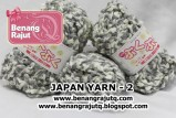benang rajut - JAPAN YARN - 2