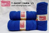 benang rajut - T-SHIRT YARN '15 (NAVY)