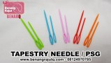 TAPESTRY NEEDLE / JARUM RAJUT (JAHIT) - 2 bh jarum/sepasang