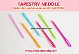 TAPESTRY NEDDLE / JARUM TAPESTRY
