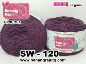 benang rajut limited SW 120 (NEW)