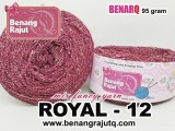 ROYAL 12 - MIX FANCY YARN