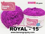 ROYAL 15 - MIX FANCY YARN