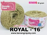 ROYAL 16 - MIX FANCY YARN