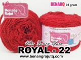 ROYAL 22 - MIX FANCY YARN