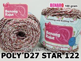 PD27S122 I POLY D27 STAR - 122