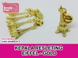 KEPALA RESLETING - EIFFEL - 1 PC GOLD