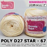 PD27S67 I POLY D27 STAR 67