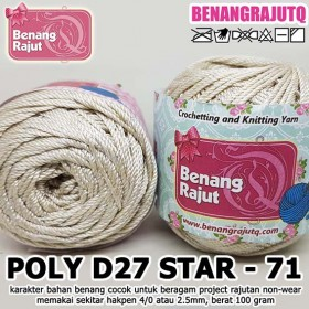 PD27S71 I POLY D27 STAR 71