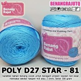 PD27S81 I POLY D27 STAR 81