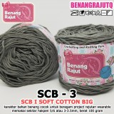 SCB3 I SOFT COTTON BIG 3 ABU TUA