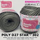 PD27S302 I POLY D27 STAR 302