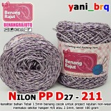 NILON PP D27 211 ABSTRACT BENANG RAJUT Q